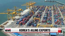 Korea's exports expected to fall 4-6% this year