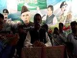 NPCIH Welcome Welcome Pak Army Welcome Great Jalsa in Patizan Chief Guest pir Syed Muhammad Amin Shah Rashdi Sb 20.9.15