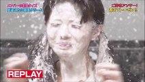市川美織 クリーム砲に悶絶! Miori Ichikawa gets pie