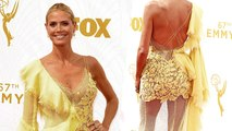 'Emmy Awards 2015' - Worst Dressed Celebs | Heidi Klum