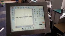 Online marking on ppr/pvc pipe china fiber laser marking machine/Laser Marking Systems/Laser engraving machine