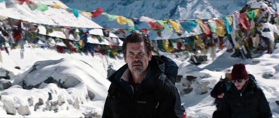 Everest de Baltasar Kormákur - Bande-annonce