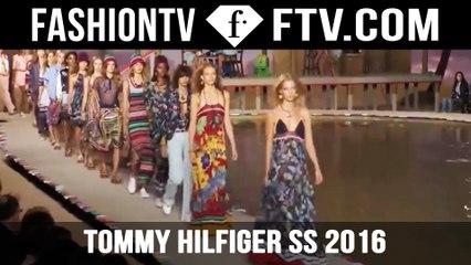 Tommy Hilfiger's Island Gal SS16 Show NYFW | FTV.com