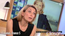 C à vous : Anne-Claire Coudray pas préparée au départ de Claire Chazal