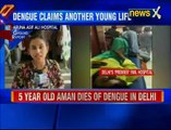 6-year-old dies of Dengue after hospital denies admission in Delhi