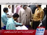 Polling starts in Lahore to elect local representatives