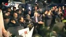 Polis Koza İpek medya binasına zorla girdi Bugün Tv yalnız değildir