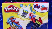 Batman and Superman Save Play Doh Can-Head Star Wars Luke Skywalker X-Wing from Darth Vade