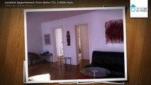 Location Appartement, Paris 6ème (75), 2 600€/mois