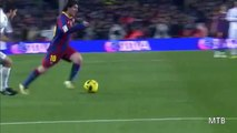 Lionel Messi - All Assists vs Real Madrid   HD