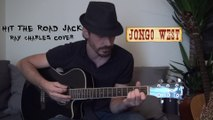 """""""Ray Charles - Hit The Road Jack"""" - Jongo West acoustic cover song (reprise acoustique)"""
