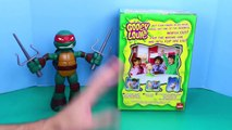 Yucky Boogers! Gooey Louie Sticky Snot Game Play Doh Boogers with a Ninja Turtle by ToysRe