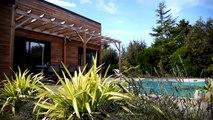 Vous cherchez pour vos vacances la location d'une villa avec piscine en Vendée  à 2 pas la plage et du golf de Bourgenay, Maison à louer pour des séjours ou un week-end en toutes saisons et réservez vos vacances avec Oceavilla Bureau aux sables d'Olonnes