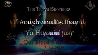 The Tejani Brothers - Breaths Whisper (Official Lyrics Video)