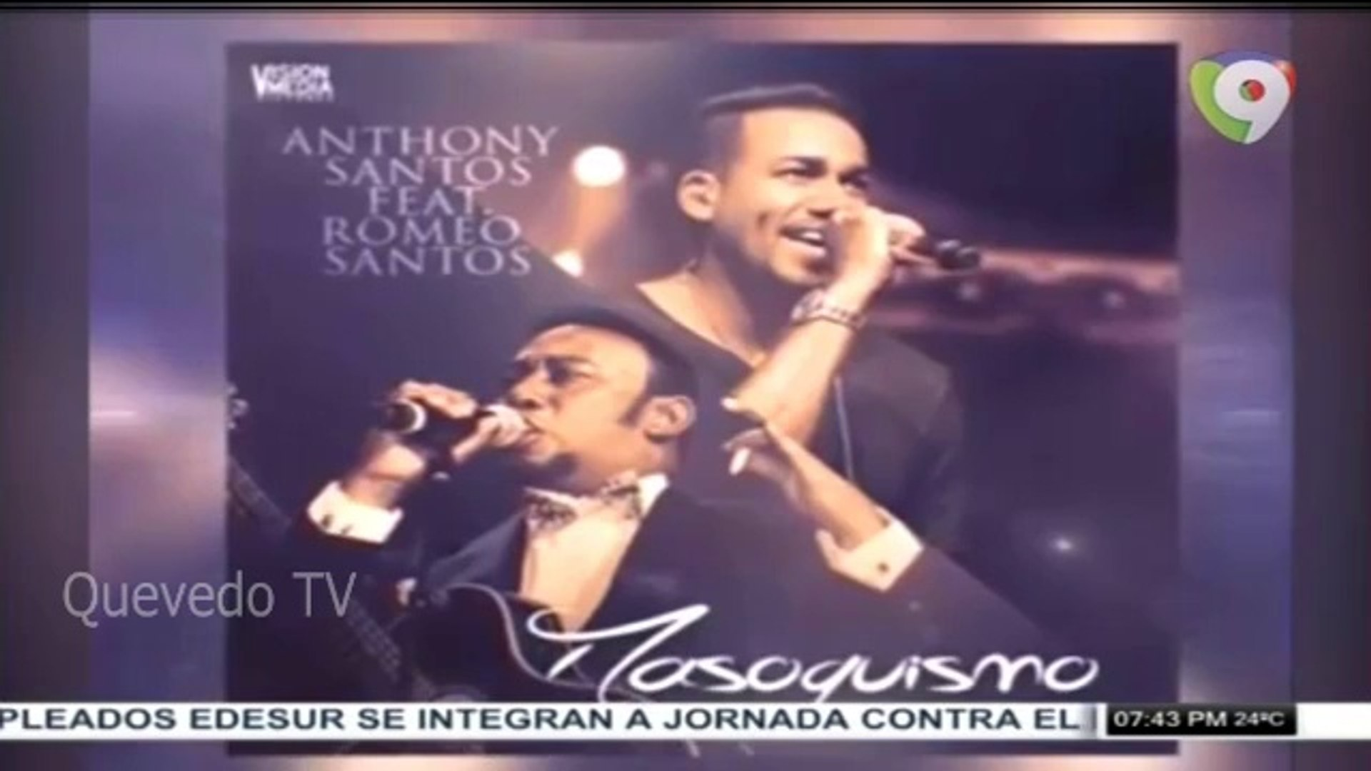 Anthony Santos Ft Romeo Santos - Masoquismo