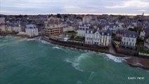 Les Grandes Marées de Saint-Malo !!