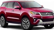 New Toyota Fortuner 2016 Next Gen 4dr SUV First Look India || Exterior And Interior Review
