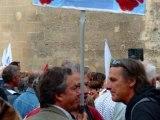 Le défilé du 1er Mai 2007 d'Arles