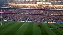 """Finale de la coupe du monde de rugby : revivez le """"Haka"""" des All Blacks"""