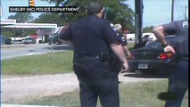 DashCam: Moment of Charleston Church Shooting Suspect Dylann Roofs Arrest