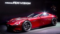 Mazda begeistert auf der Tokyo Autoshow mit einem Sportwagen