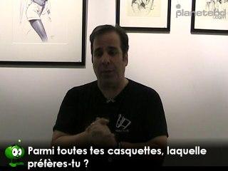 Vidéo de Jimmy Palmiotti