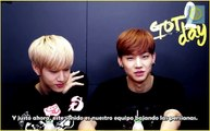 [SUB ESP] 151017 #GOT2DAY #13 Mark   JB