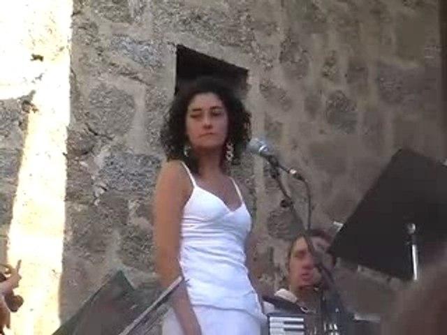 Lamentu Fozzano Chant Corse Sabrina 2006