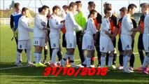 Coupe de l'Aisne : USG / U18 -  ATHIES