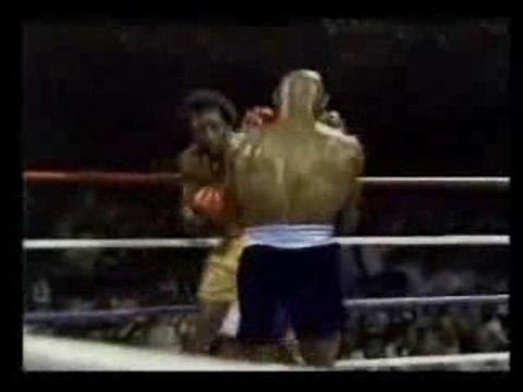 Tommy Hearns vs Marvin Hagler (1985)