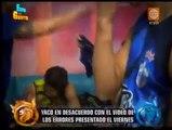 Esto es Guerra: Yaco Eskenazi discute con Rafael Cardozo en camerinos 28/09/2015