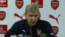Arsene Wenger Striving For Arsenal Football Perfection - 31_10_2015 -