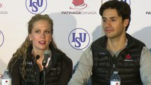 2015 Skate Canada International: Weaver / Poje (Gold-Ice Dance)