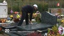 Toussaint : les obsèques, tout un business