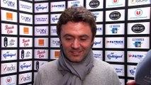 Sylvain Ripoll après EAG-FCL