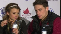 2015 Skate Canada International: Moore-Towers / Marinaro (Bronze, Pair)