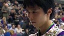 151101 Skate Canada Yuzuru Hanyu FS (ISU Channel)