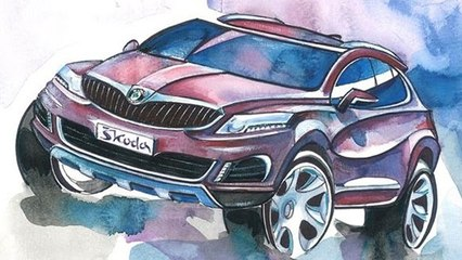 Skoda Snowman SUV | Skoda working on a sporty five-door SUV
