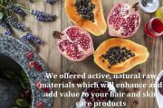 Active & Cosmetic Ingredients Products By Aromantic