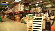 Les surplus agricoles désormais redistribués à des associations