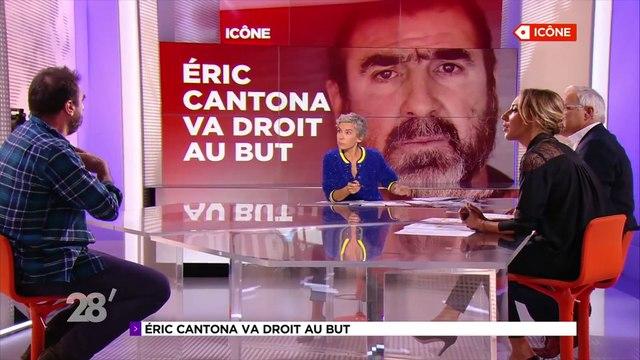 Eric cantona sur Dieudonné et la liberté d'expression