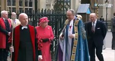 La famille royale britannique célèbre le jour du Commonwealth