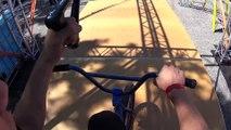Ryan Williams BMX Tailwhip Kickless Rewind