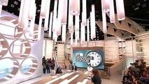 """La miss météo de """"La Nouvelle Edition"""" présente son bulletin météo en chantant du Charles Aznavour"""