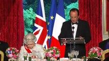 François Hollande : son humour ne fait pas rire la reine