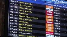 L'aéroport de Rio en grève ce jeudi
