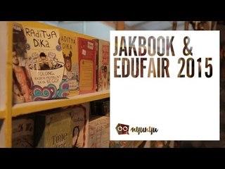JakBook & Edu Fair 2015