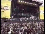 Linkin park crawling rock am ring 2001