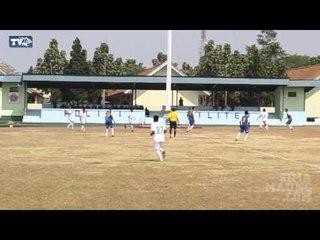 Highlight Laga Ujicoba Persib vs PSKC 11-1