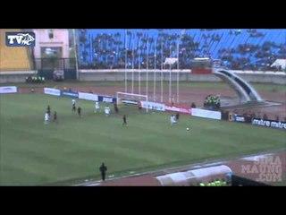 Highlights PBR vs Persib Bandung ISL 2014